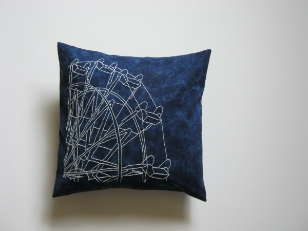 12 inch x 12 inch pillow