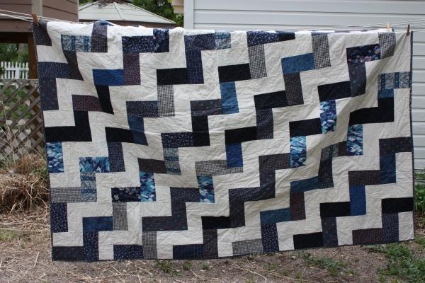 Matt & Kinsey's Quilt